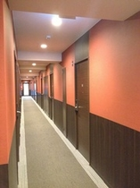 廊下(奇数階)