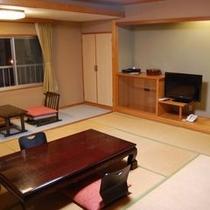 落ち着いた雰囲気の和室 客室一例 3