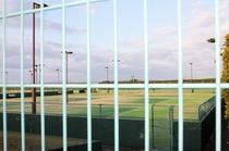 有家町総合運動公園テニスコート