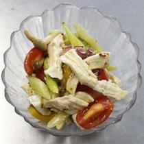 【夕食一例】健康に配慮した体に優しい手作り料理