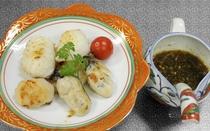 海鮮山椒ソース