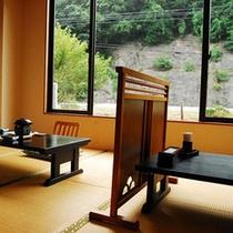レストラン_窓からの景色