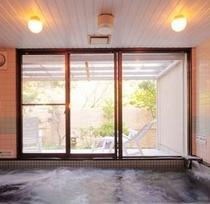 大浴場(女湯)☆美肌効果で湯上りすべすべ♪