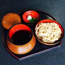 冷やし土柱麺