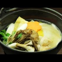 ◆岩手の郷土料理「ひっつみ」