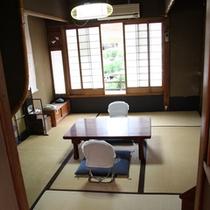 【部屋一例】日本家屋の宿で寛ぎのご滞在を。