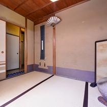 ≪館内イメージ/玄関≫プライベートを重視した静かな寛ぎの空間をご提供。