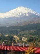 11月の富士山1
