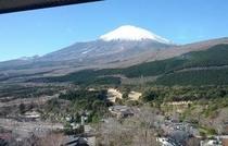 須走富士山