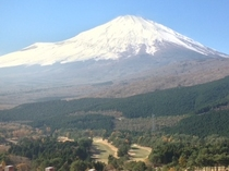 11月の富士山2