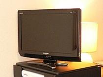 全室液晶TV完備