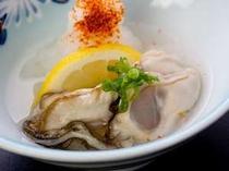 ◆カキ・冬◆酢カキ。ぷりぷりの食感♪