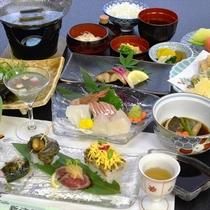 夏の料理(イメージ)