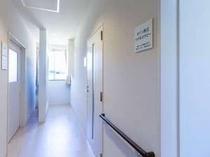 日本初の統合医療リゾートである当ホテルはクリニックを併設しております。