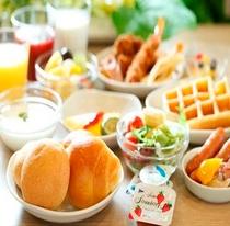和洋バイキング朝食6:30~10:00