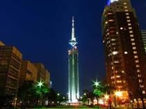 【福岡タワー】