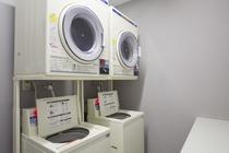 ホテル棟1階洗濯機
