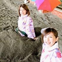 砂むし温泉②