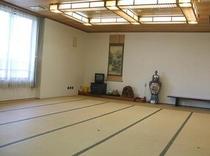 和室大広間