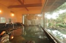 岩大浴場 内風呂です。