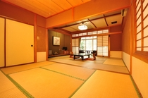 一階 16畳 桜の間 101号室 です。