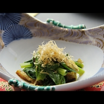 【ご夕食一例・単品】小鉢