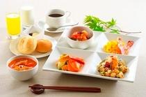 朝食 洋コース