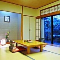 【白水館・碧水亭】和室の一例