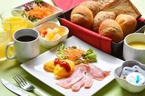 朝食(おひとり様500円)