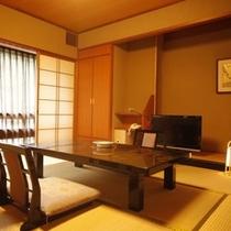 【花地蔵庵】客室例:全室最新マッサージソファー付き