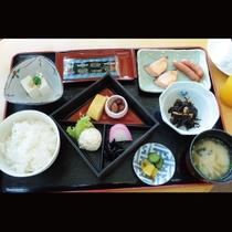 ◆【朝食~和食膳~】