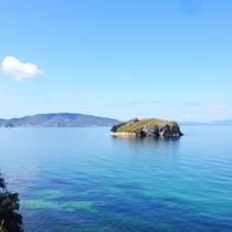 ◆絹島・丸亀島