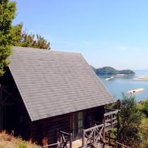 ◆岬のロッジ村