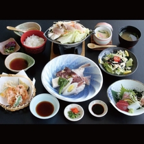 ◆【瀬戸内の魚づくし膳】