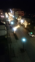 八幡坂 ライトアップ