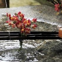 たるま水 湧き水スペース (2)