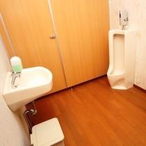 共同トイレ きれいなので是非にと (2)