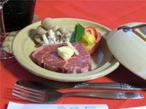 岩手牛ステーキ
