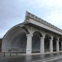 北防波堤ドーム2