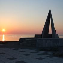 宗谷岬~日の出~