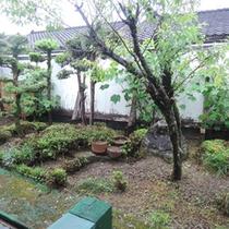 *【内庭】ぼーっと眺めながら流れる時間をお楽しみください。