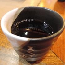 *【温泉コーヒー】ほんのり硫黄が香る、まろやかな味わいのコーヒーです。