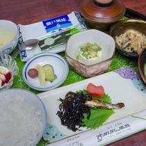 *【朝食一例】一日の元気の源!和朝食をお召し上がり下さい♪