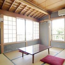 *【客室例】お部屋は人数や用途によって、本館・別館に割り振りさせて頂きます。