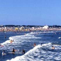 *【周辺】大洗サンビーチまで徒歩圏内!夏は海水浴でご利用下さい♪