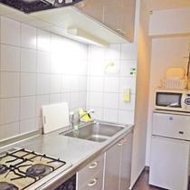 *広めのキッチンで家族・お友達とお料理を楽しんではいかがですか?