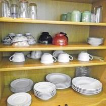*食器も揃えておりますのでお好みのお皿で盛り付けをお楽しみいただけます。