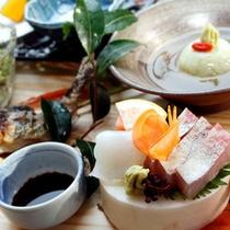 和流のお料理