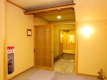 別館 客室玄関