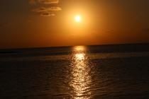夕陽(近郊・新川)